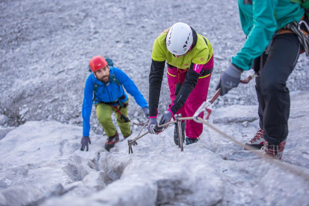 Wunderbare Klettersteig Tour im Rätikon, Klettersteig Gauablick,  (c) Stefan Kothner - Montafon Tourismus GmbH, Schruns